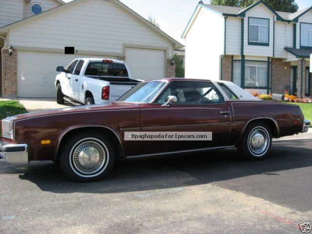 1977 Oldsmobile  Cutlass Sports Car/Coupe Used vehicle photo