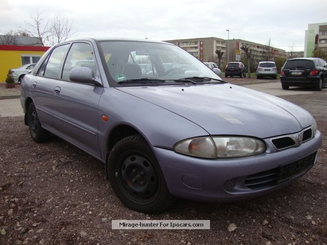 2001 Proton  Diesel 2.0 Saloon Used vehicle photo