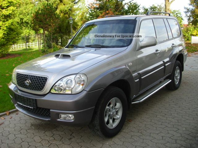 2007 hyundai terracan 2 9 crdi apc leather szh car photo and specs. Black Bedroom Furniture Sets. Home Design Ideas