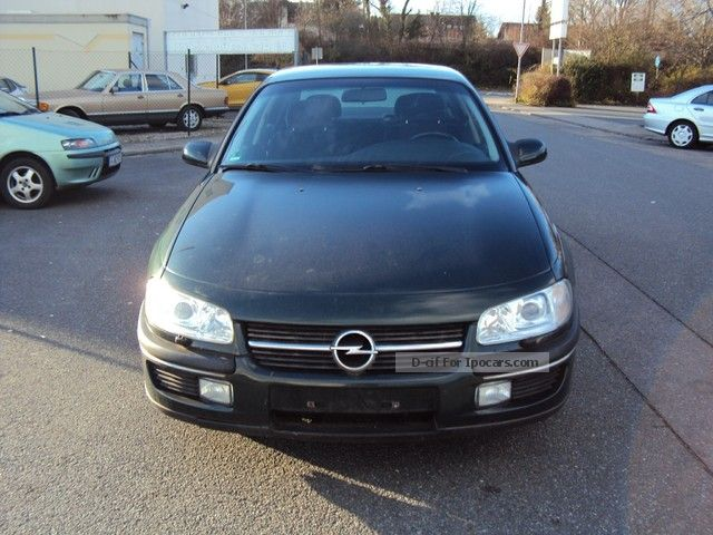 1999 Opel  2.5 V6 air, xenon Saloon Used vehicle photo