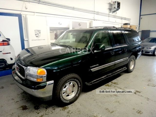 2001 GMC  Yukon 6.0L V8 VORTEC XL -7 SEATER Off-road Vehicle/Pickup Truck Used vehicle photo