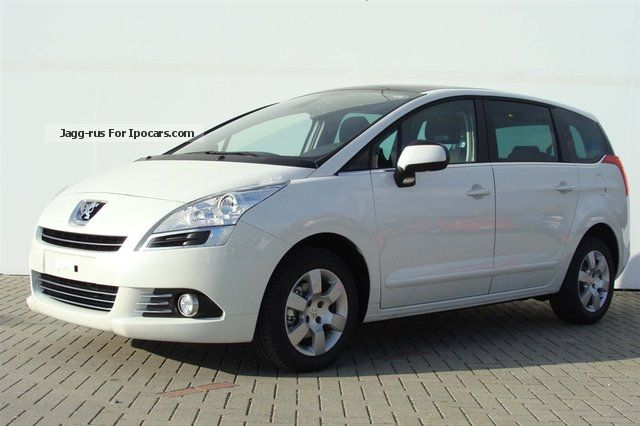 2012 peugeot 5008 1 6 hdi navi 7sitzer panoramic roof car photo and specs. Black Bedroom Furniture Sets. Home Design Ideas