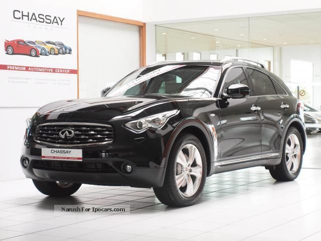 2011 Infiniti  FX 3.0 V6 GT Premium 30d Saloon Used vehicle photo