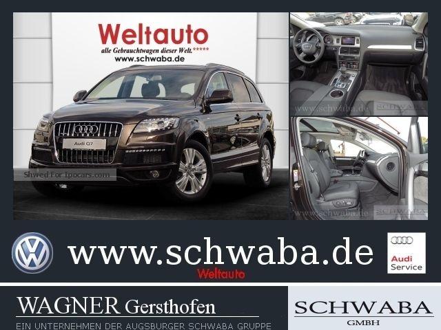 2012 Audi  SUV Q7 4.2 TDI quattro 250 (340) kW (HP) tiptronic Saloon New vehicle photo