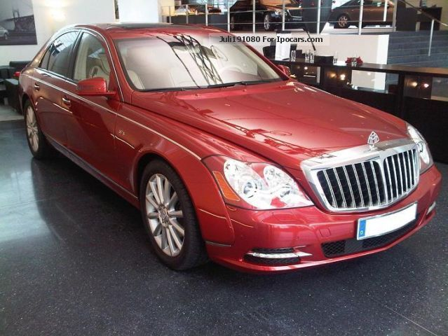 maybach  57 s new condition  warranty  winter tires 2010 1 lgw - 2010 Maybach 57 S