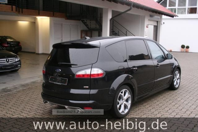 2012 ford s max 2 2 tdci titanium s xenon navi car photo and specs. Black Bedroom Furniture Sets. Home Design Ideas