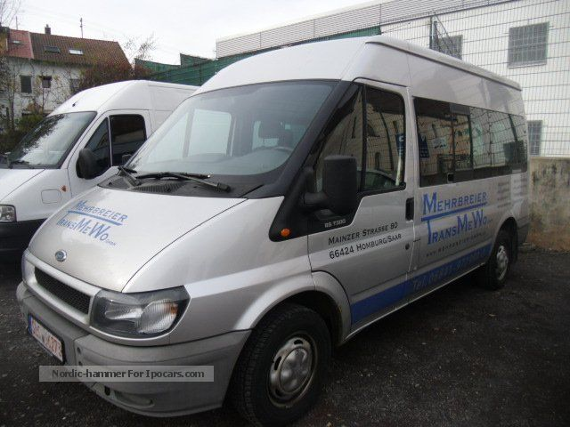 2004 Ford  Transit TOURNEO 85 / T300 BUS 9 seater Estate Car Used vehicle photo