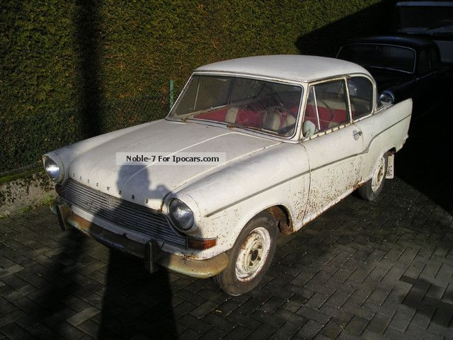 Borgward  Arabella de Lux 1961 Vintage, Classic and Old Cars photo