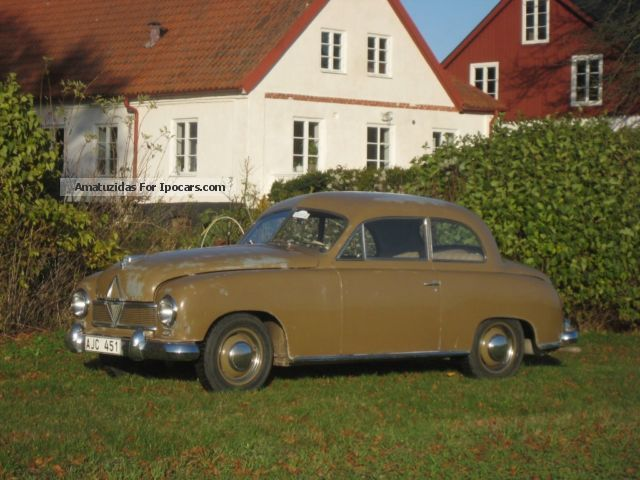 Borgward  1500 1950 Vintage, Classic and Old Cars photo