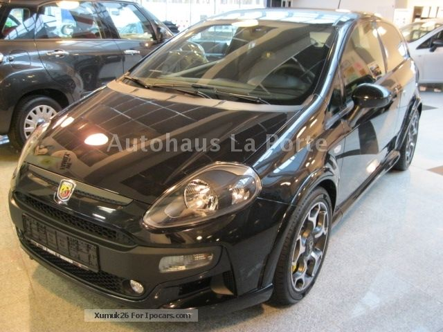 2012 Abarth  Punto \ Small Car Pre-Registration photo