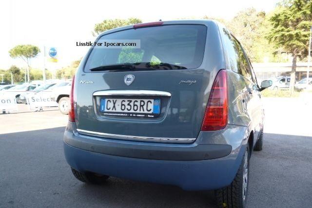Prova Lancia Musa 1.9 Multijet Platino - 2013