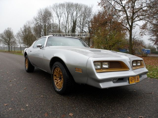 Pontiac  Firebird 1976 Vintage, Classic and Old Cars photo