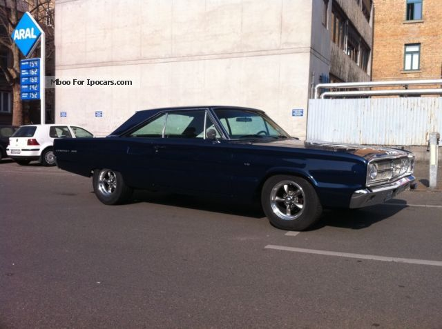 Dodge  Coronet 500 1967 Vintage, Classic and Old Cars photo