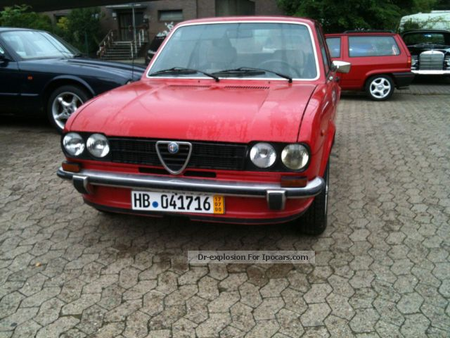 Alfa Romeo  Alfasud 1976 Vintage, Classic and Old Cars photo