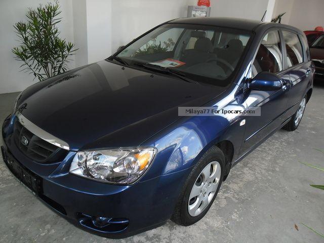 2012 Kia  Cerato 1.6 LX sedan climate BLUE DREAM Saloon Used vehicle photo