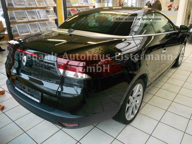 2012 renault megane tce 130 coupe cabriolet luxe car photo and specs. Black Bedroom Furniture Sets. Home Design Ideas