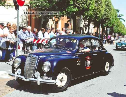 Lancia  Aurelia B22 2.0 V6 Sedan 1953 Vintage, Classic and Old Cars photo