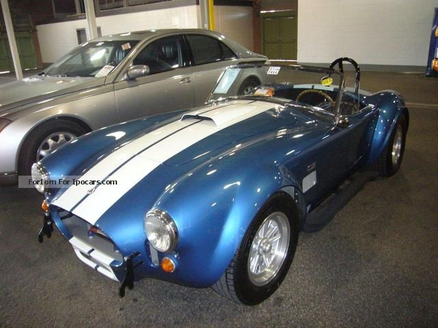 1996 Cobra  AC Shelby Cobra S / C GENTRY 650 PK Cabriolet / Roadster Used vehicle photo