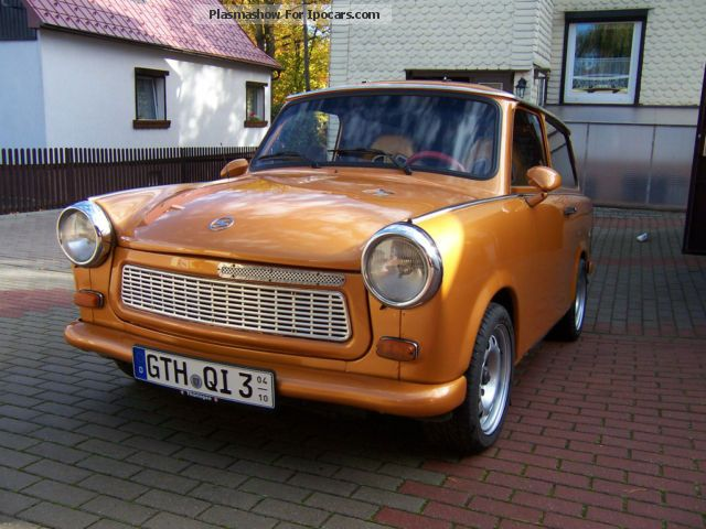 1991 trabant 1 1 1 3 combined car photo and specs. Black Bedroom Furniture Sets. Home Design Ideas