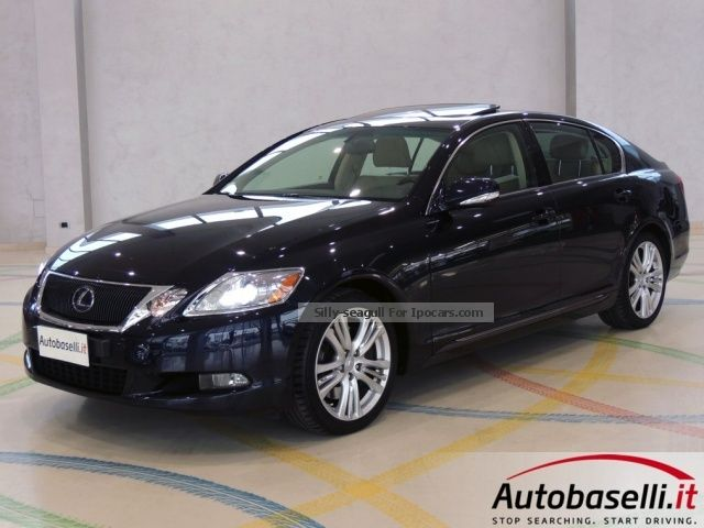 Lexus  GS 430 450H 24V 3.5 AMBASSADOR IBRIDA ELETTRICA / 2008 Hybrid Cars photo