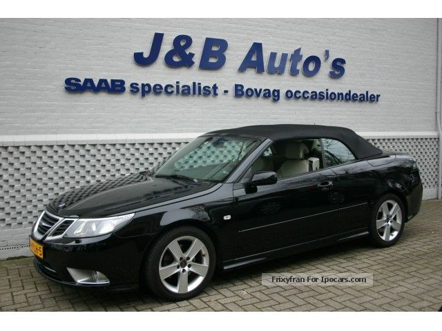 2012 Saab  9-3 Cabriolet 2.0 T Automaat Cabriolet / Roadster Used vehicle photo