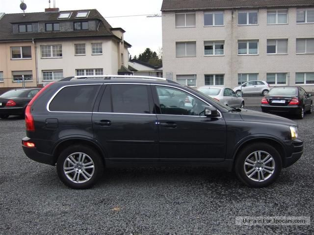 2009 volvo xc 90 top condition car photo and specs. Black Bedroom Furniture Sets. Home Design Ideas