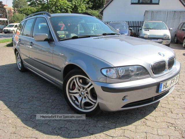 2004 BMW  330d touring Edition climate control / full leather Estate Car Used vehicle photo