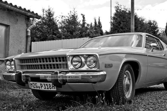 Plymouth  Satellite Sebring 1973 Vintage, Classic and Old Cars photo