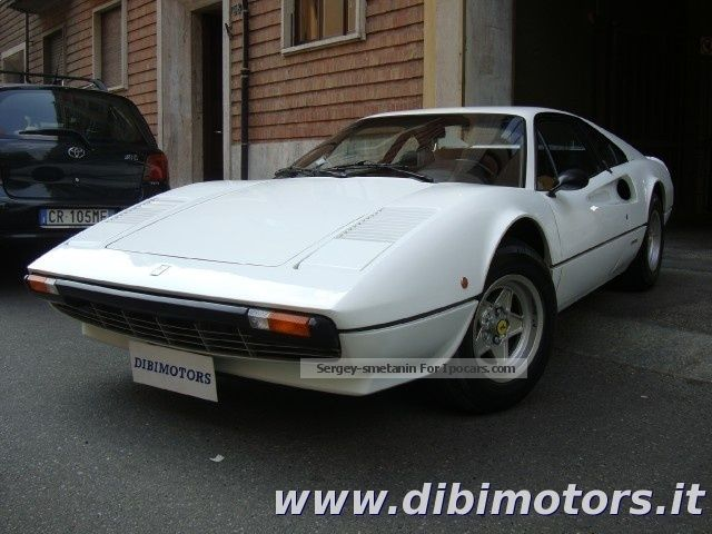1979 Ferrari  308 GTB UNICOPROPIETARIO KM 19000 UNICA! Sports Car/Coupe Used vehicle photo