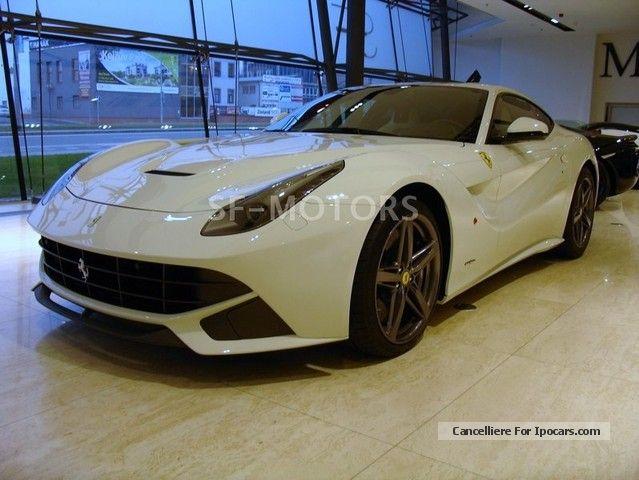 2012 Ferrari F12 BERLINETTA / BI COLOR / CARBON / ON STOCK! Sports Car
