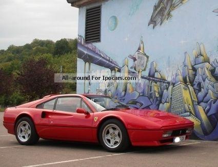 1987 Ferrari  328 Sports Car/Coupe Used vehicle photo