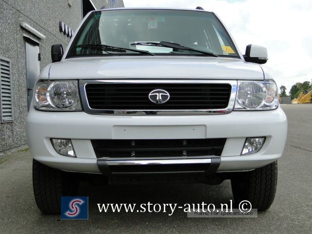 2012 Tata  Safari 2.2 4x4 LHD (not for UK) Off-road Vehicle/Pickup Truck New vehicle photo