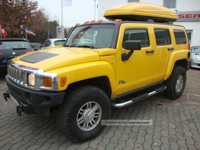 Hummer  H3 with LPG gas system DVD navigation rear view camera! 2006 Liquefied Petroleum Gas Cars (LPG, GPL, propane) photo