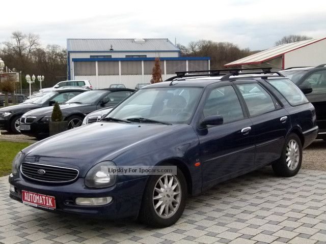 1998 Ford  Scorpio Ghia Tournament / Automatic / Klimaautom. / Aluminum Estate Car Used vehicle photo
