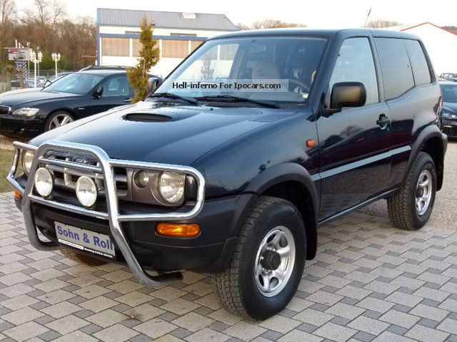 1997 Ford  Maverick GL Limited Edition APC / climate Off-road Vehicle/Pickup Truck Used vehicle photo