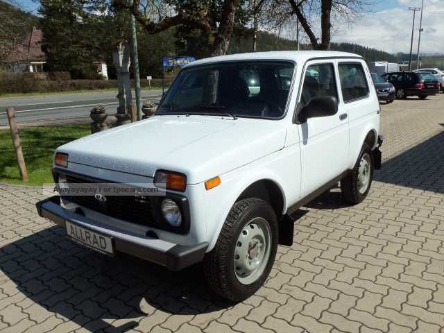 Lada  Niva 1.7i Euro-5 with LPG drive 2012 Liquefied Petroleum Gas Cars (LPG, GPL, propane) photo
