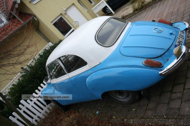 Wartburg  Other 1954 Vintage, Classic and Old Cars photo