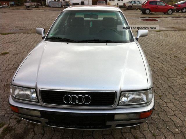 1993 Audi  80 2.6 E Automatic Saloon Used vehicle photo