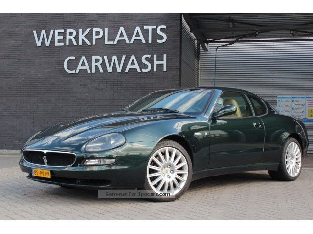 2004 maserati other 4 2 gt cambiocorsa automaat dealer. Black Bedroom Furniture Sets. Home Design Ideas