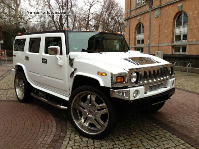Hummer  H2 SHOWCAR 28 \ 2005 Liquefied Petroleum Gas Cars (LPG, GPL, propane) photo