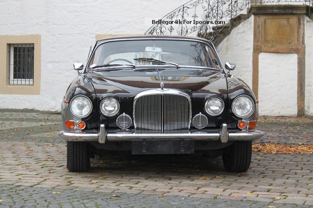 2012 Jaguar  420G Grand Salon Saloon Classic Vehicle photo