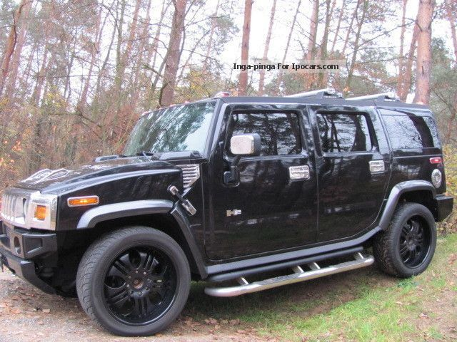 2004 Hummer  H2 compressor, 22in Lexani rims sports exhaust Off-road Vehicle/Pickup Truck Used vehicle photo