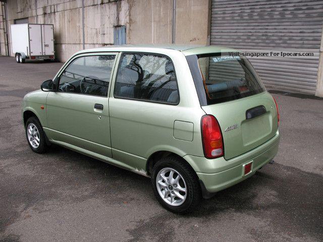 1999 Daihatsu Cuore Gl