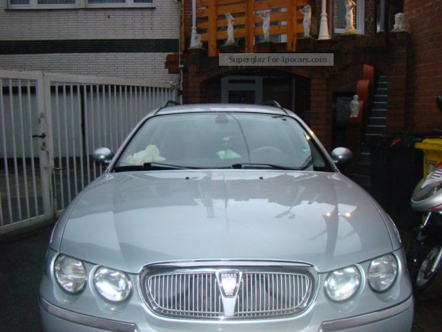 Rover  75 Tourer charm 1.8 2001 Liquefied Petroleum Gas Cars (LPG, GPL, propane) photo