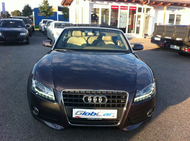 2011 audi a5 cabriolet 2 7 tdi s tronic car photo and specs. Black Bedroom Furniture Sets. Home Design Ideas