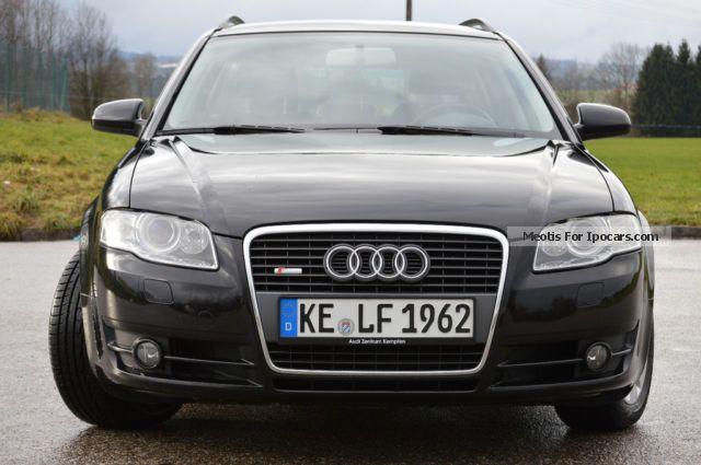 2007 Audi  A4 Ava.Q.TDI2.0 R4 125 Other Used vehicle photo