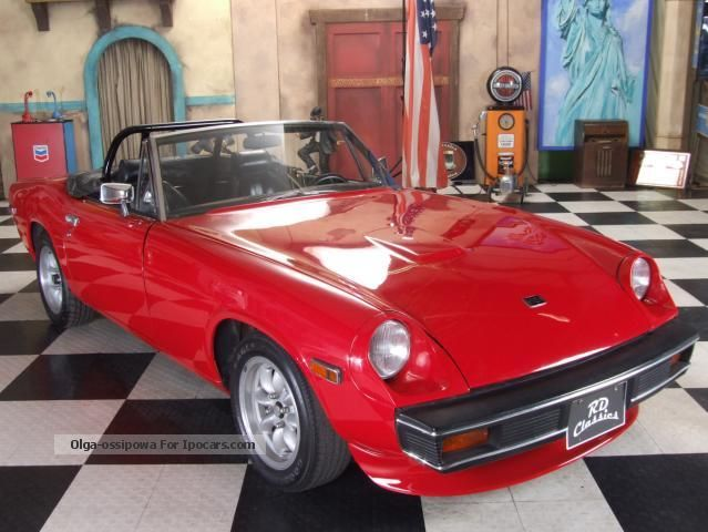 Other  Jensen Healey Roadster 1974 Vintage, Classic and Old Cars photo