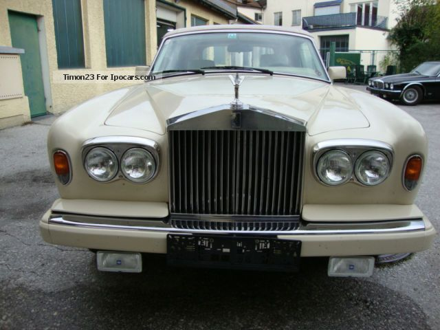 1990 Rolls Royce  Corniche Cabriolet / Roadster Used vehicle photo