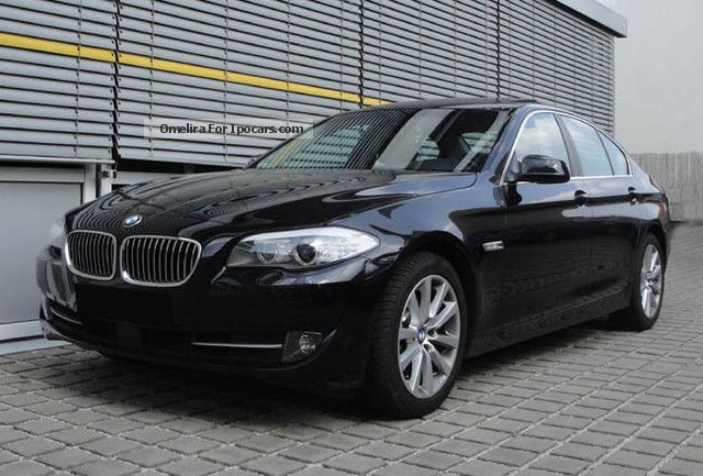 2012 BMW  525d xDrive comfort / blinds / SHD / HUD / L.Schwarz Saloon Used vehicle photo
