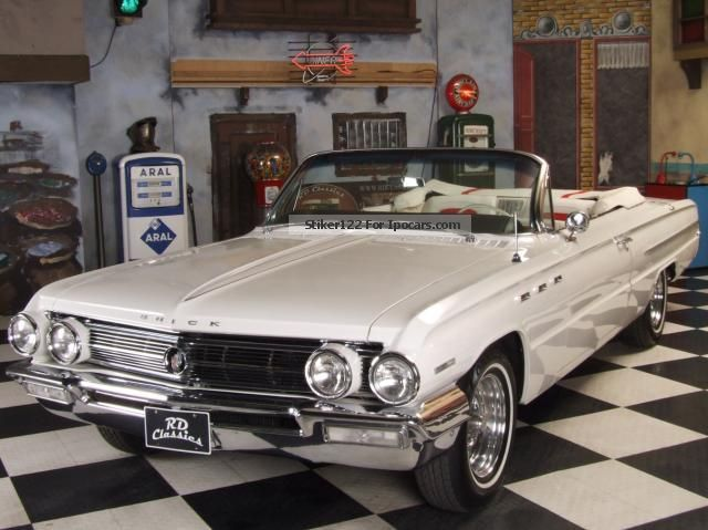 Buick  Invicta Convertible 1962 Vintage, Classic and Old Cars photo